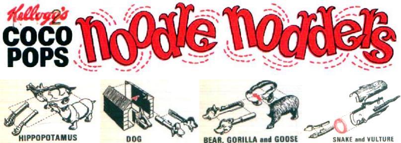 NOODLE NODDERS